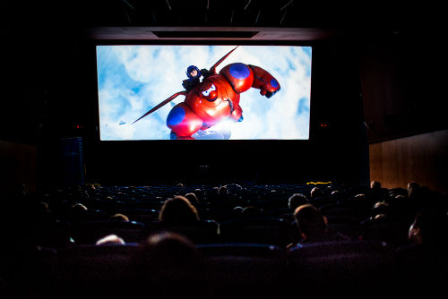 "Science for Peace Cinema - Proiezione di ""Big Hero 6"""