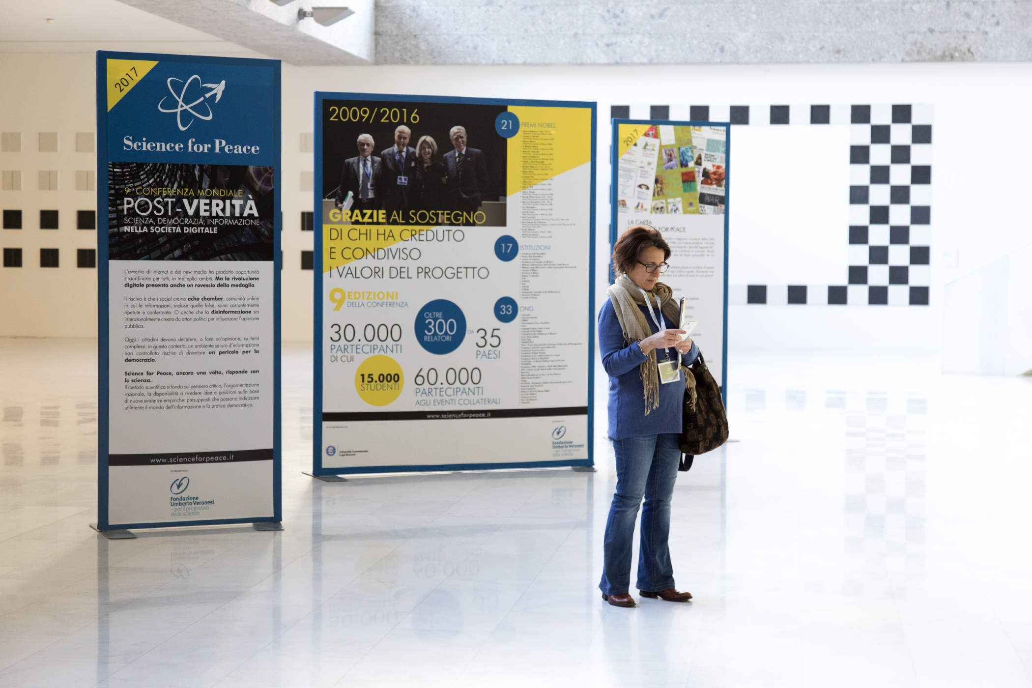Nona edizione Science for Peace - Università Bocconi