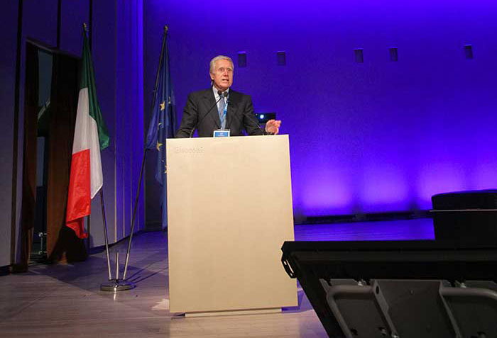 Pacifica Convivenza in Diversità e Libertà - Peaceful Coexhistence in Diversity and Freedom, Giancarlo Aragona © Nanni Fontana