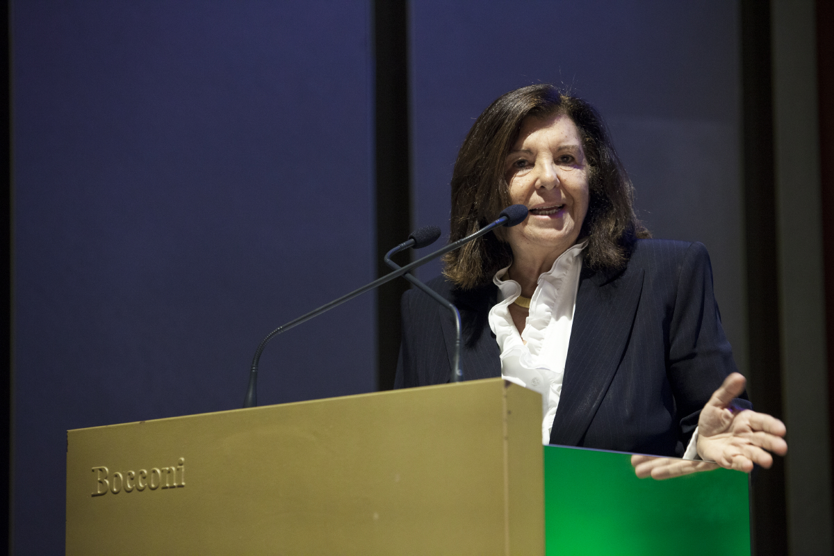 "Science for Peace 15/11/14 - Paola Severino Lectio Introduttiva ""Le Alternative al Carcere, uno Sguardo fra Presente e Futuro"""