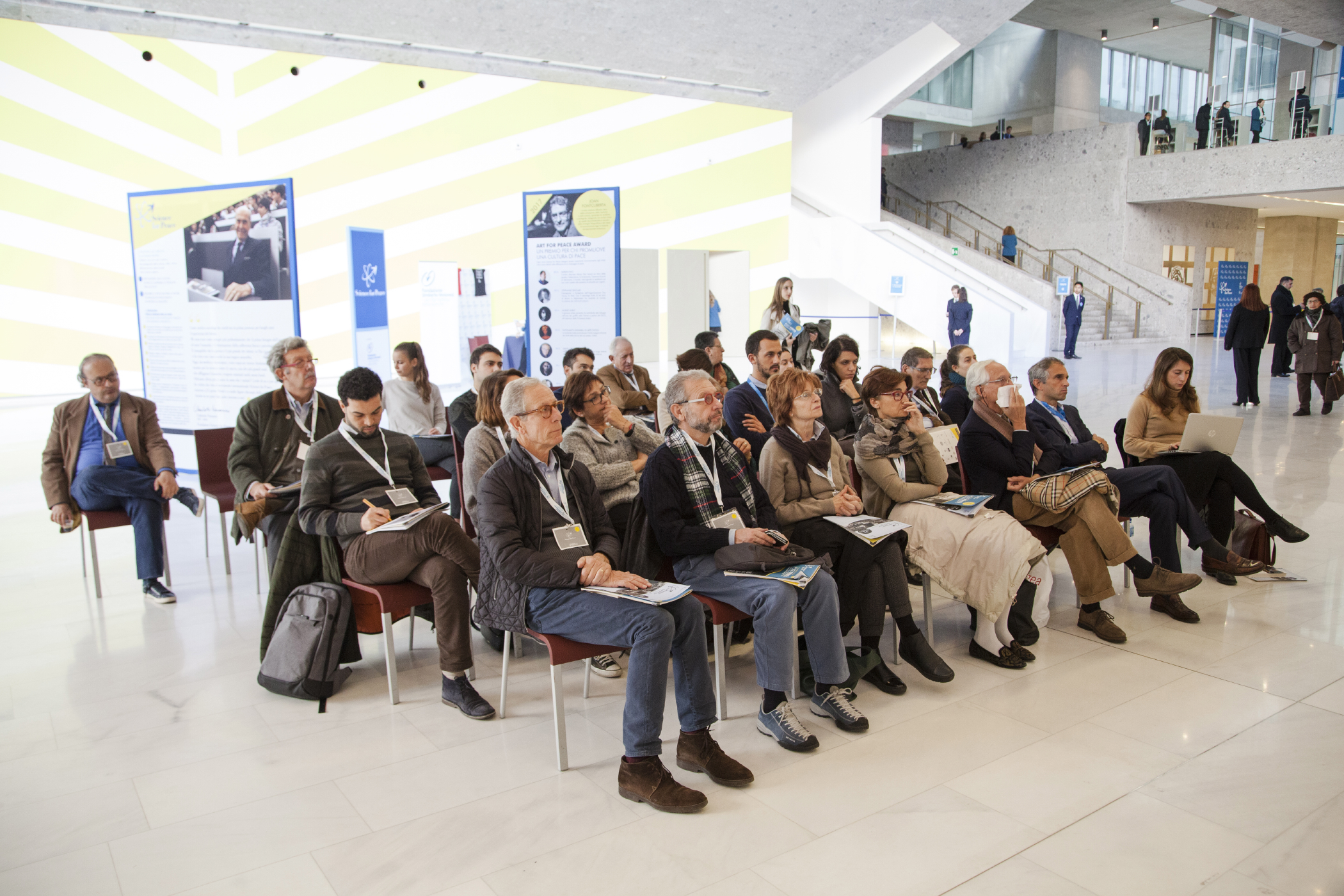Nona edizione Science for Peace - Univeristà Bocconi