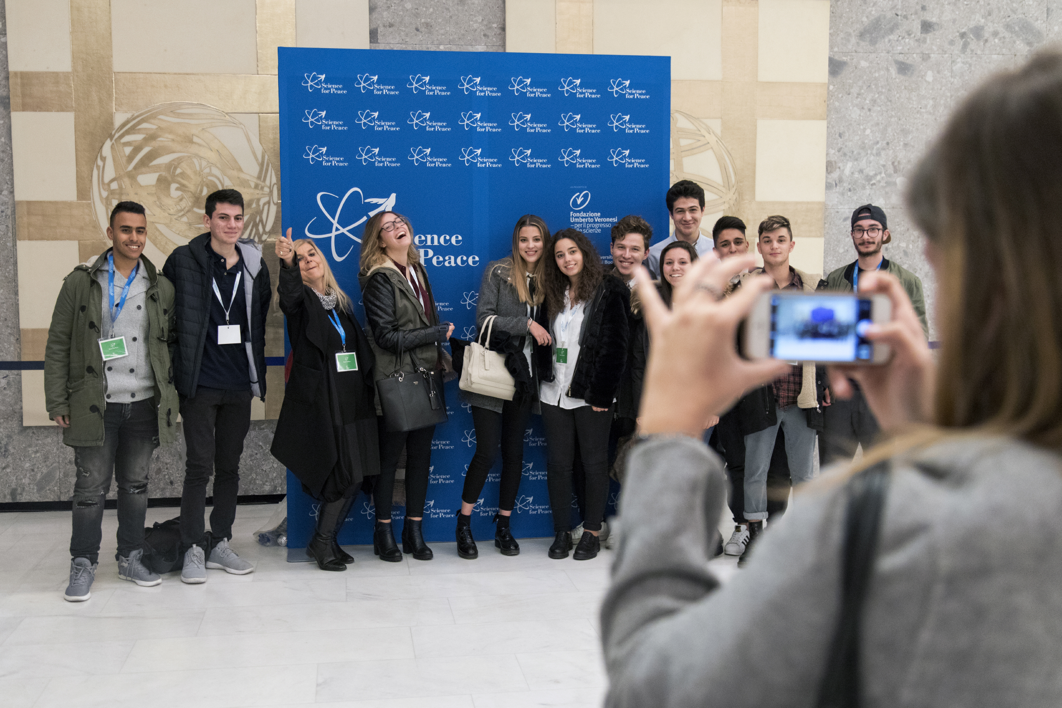Nona conferenza Science for Peace - Le Scuole