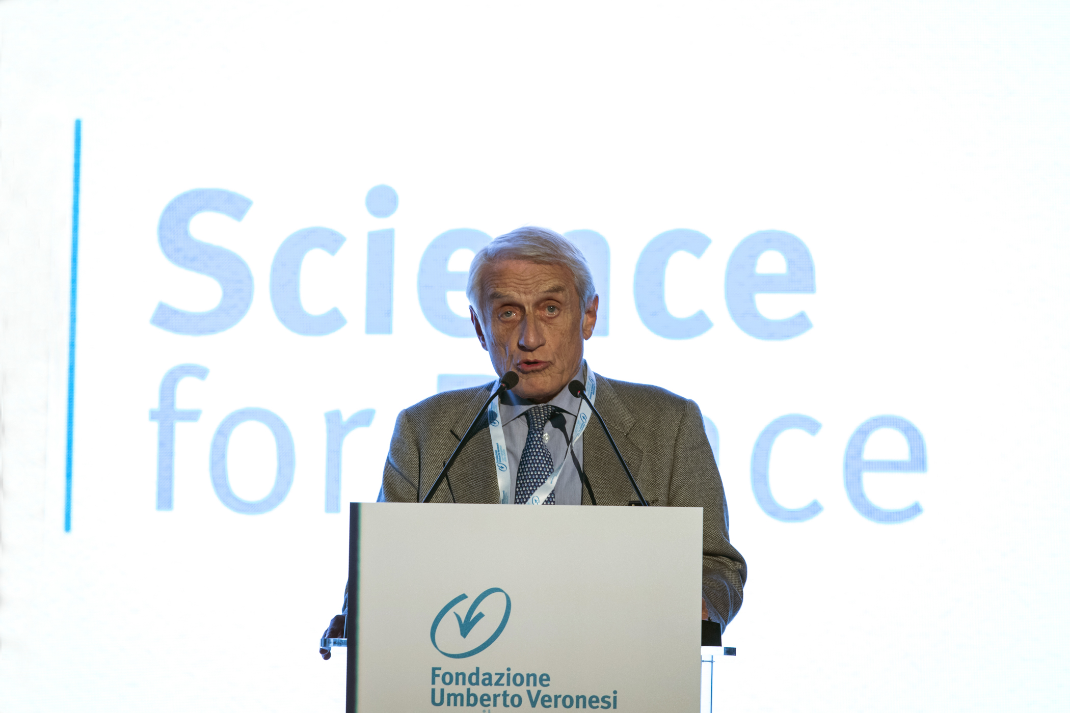 Science for Peace day 2 - Conclusioni di Alberto Martinelli