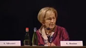 Emma Bonino, Vice President of the Italian Senate